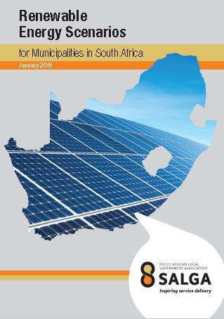 Renewable Energy Scenarios for Municipalities in South Africa