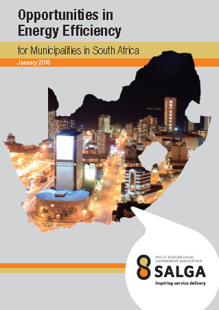 Opportunities in Energy Efficiency for Municipalities in South Africa