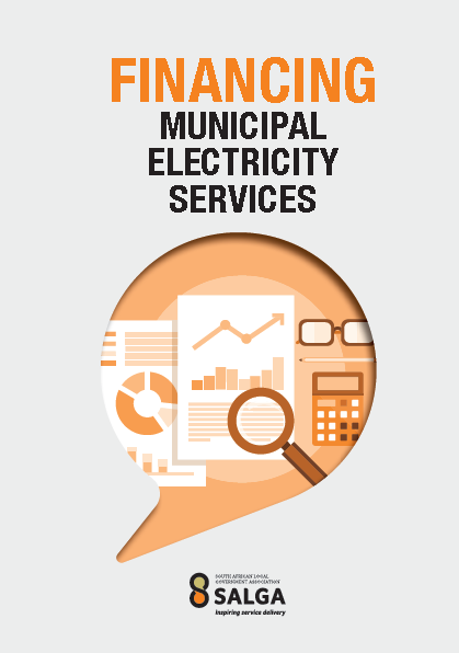 Councillor Induction Programme - Financing Municipal Electricity Services