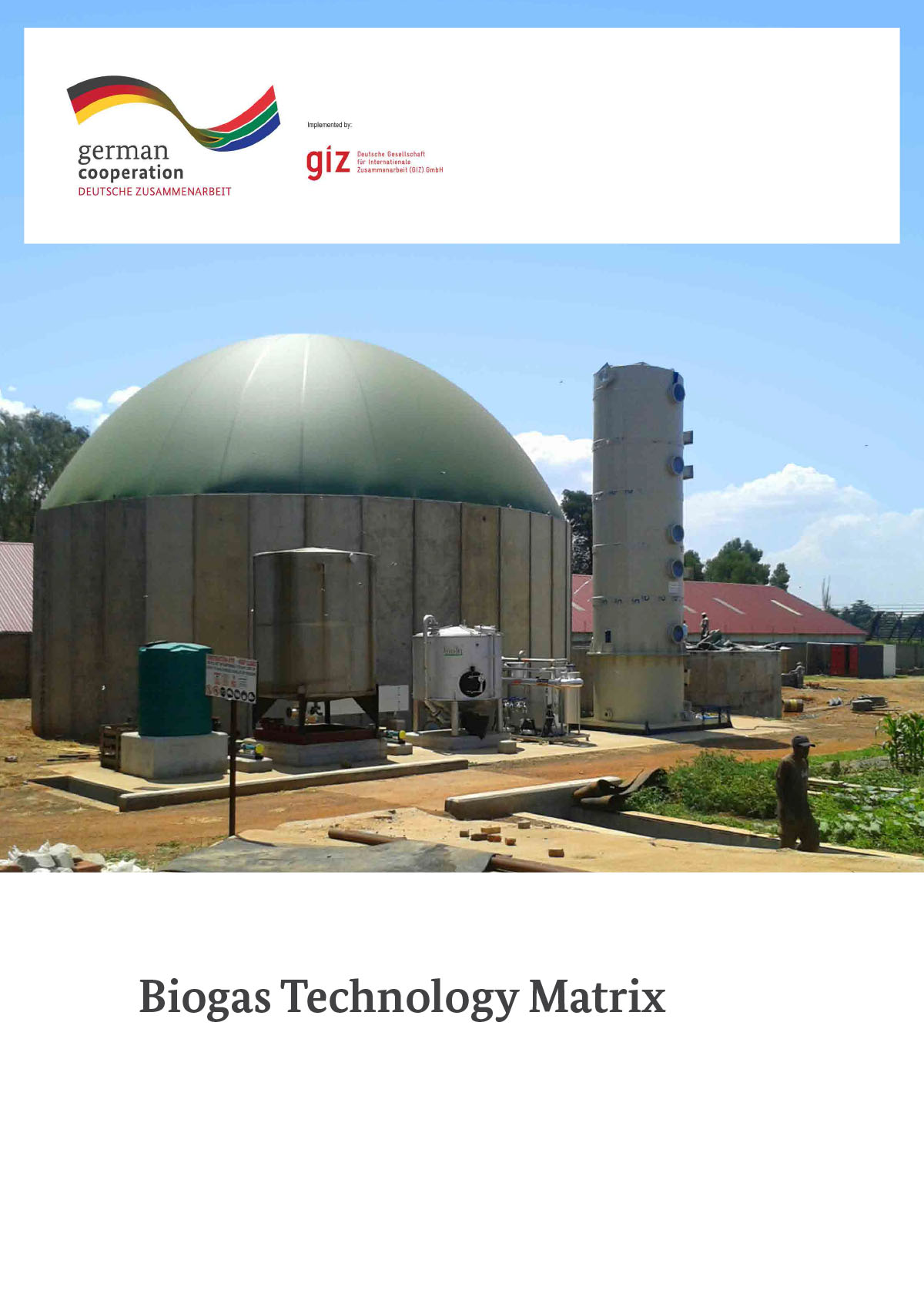 Biogas Technology Matrix
