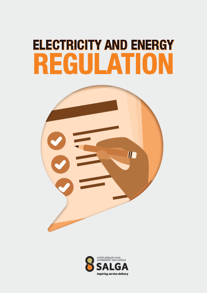 Councillor Induction Programme - Electricity and Energy Regulation