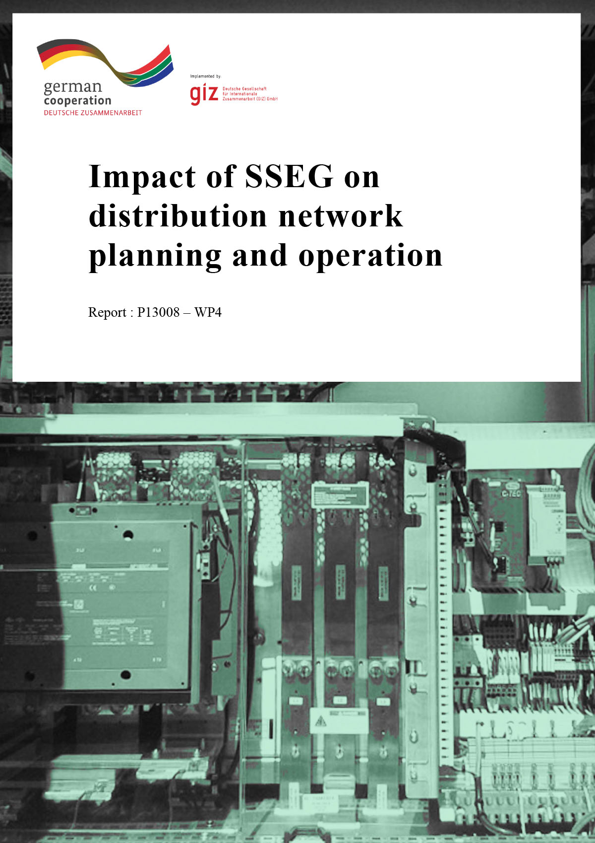 Impact of SSEG on distribution network planning and operation