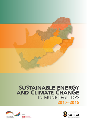 Sustainable Energy & Climate Change in Municipal IDPS 2017-2018